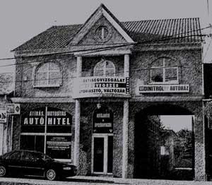 Dinitrol Autóház