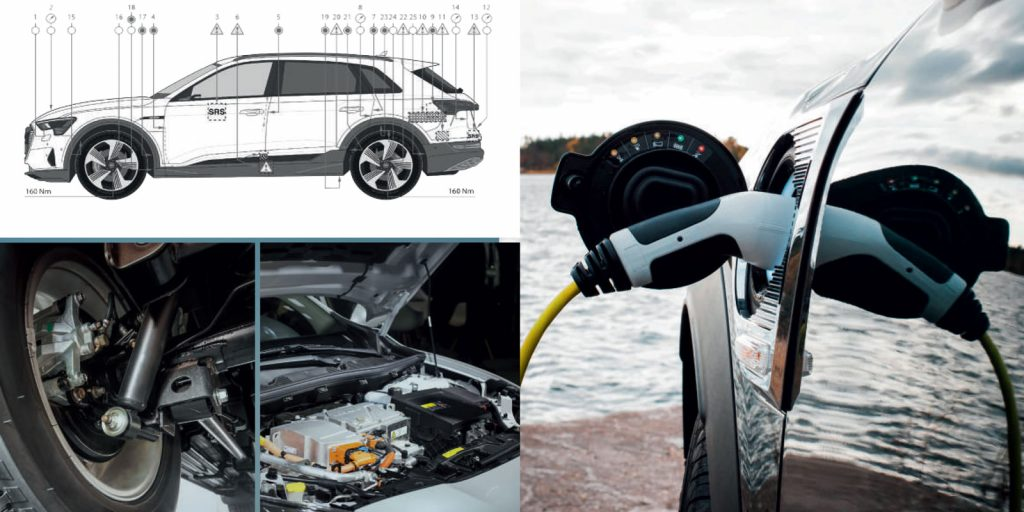 Elekrtomos autók védelme